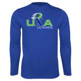 Performance Royal Longsleeve Shirt-UXA Ultimate