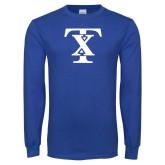 Royal Long Sleeve T Shirt-TX