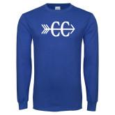 Royal Long Sleeve T Shirt-CC