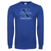 Royal Long Sleeve T Shirt-Athletics