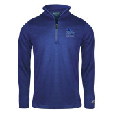 Russell Royal Heather 1/4 Zip-Wrestling