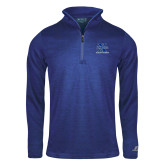 Russell Royal Heather 1/4 Zip-Marching Bombers