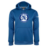 Under Armour Royal Performance Sweats Team Hoodie-Hockey Design