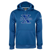 Under Armour Royal Performance Sweats Team Hoodie-Golf Design