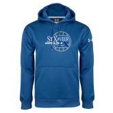 Under Armour Royal Performance Sweats Team Hoodie-Water Polo Design