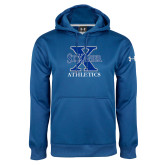 Under Armour Royal Performance Sweats Team Hoodie-Athletics