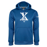 Under Armour Royal Performance Sweats Team Hoodie-St Xavier Music