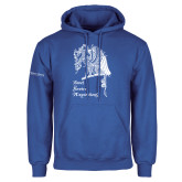 Royal Fleece Hoodie-Saint Xavier Expeditions