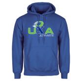 Royal Fleece Hoodie-UXA Ultimate