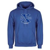 Royal Fleece Hoodie-Golf