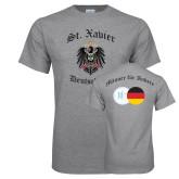 Grey T Shirt-Deutschklub