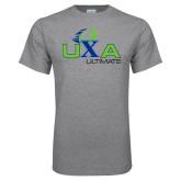 Grey T Shirt-UXA Ultimate