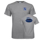 Grey T Shirt-St Xavier