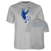 Performance Platinum Tee-St Xavier Culinary Club Chef Front
