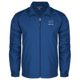 Full Zip Royal Wind Jacket-Wrestling