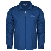 Full Zip Royal Wind Jacket-Baseball