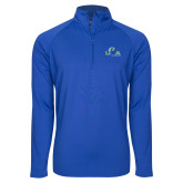 Sport Wick Stretch Royal 1/2 Zip Pullover-UXA Ultimate
