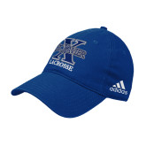 Adidas Royal Slouch Unstructured Low Profile Hat-Lacrosse