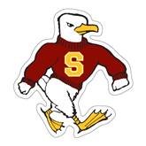 Large Decal-Sammy the Sea Gull, 12 inches wide