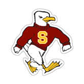 Small Decal-Sammy the Sea Gull, 6 inches wide