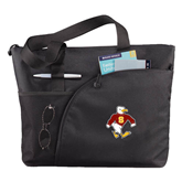 Excel Black Sport Utility Tote-Sammy the Sea Gull