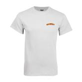 White T Shirt-Arched Salisbury University