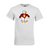 White T Shirt-Sammy the Sea Gull