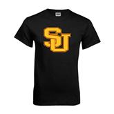 Black T Shirt-SU
