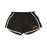 Ladies Black/White Team Short-Arched Salisbury University