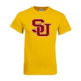 Gold T Shirt-SU