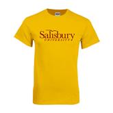 Gold T Shirt-Salisbury University