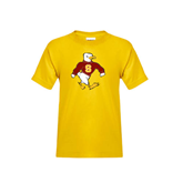 Youth Gold T Shirt-Sammy the Sea Gull