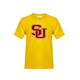 Youth Gold T Shirt-SU