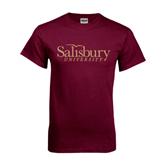 Maroon T Shirt-Salisbury University