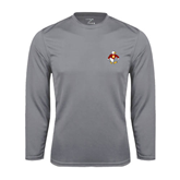Performance Steel Longsleeve Shirt-Sammy the Sea Gull