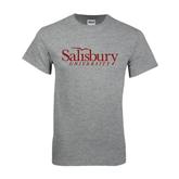 Grey T Shirt-Salisbury University