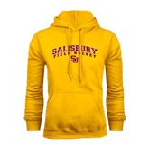 Gold Fleece Hoodie-Field Hockey