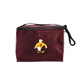 Six Pack Maroon Cooler-Sammy the Sea Gull