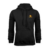 Black Fleece Hoodie-SU Sea Gulls