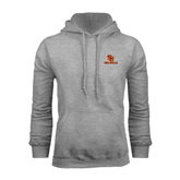 Grey Fleece Hoodie-SU Sea Gulls