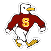 Extra Large Magnet-Sammy the Sea Gull, 18 inches wide