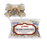 Snickers Satisfaction Pillow Box-Arched Salisbury University