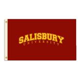 3 ft x 5 ft Flag-Arched Salisbury University