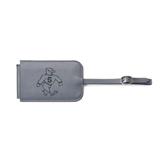 Fabrizio Grey Luggage Tag-Sammy the Sea Gull Engraved