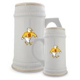 Full Color Decorative Ceramic Mug 22oz-Sammy the Sea Gull