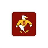 Hardboard Coaster w/Cork Backing-Sammy the Sea Gull