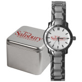 Mens Stainless Steel Fashion Watch-Salisbury University