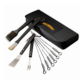 Grill Master Traditional BBQ Set-Arched Salisbury University