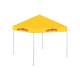 9 ft x 9 ft Gold Tent-Arched Salisbury University