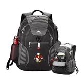 High Sierra Big Wig Black Compu Backpack-Sammy the Sea Gull
